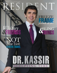 Resident magazine issue January 2014