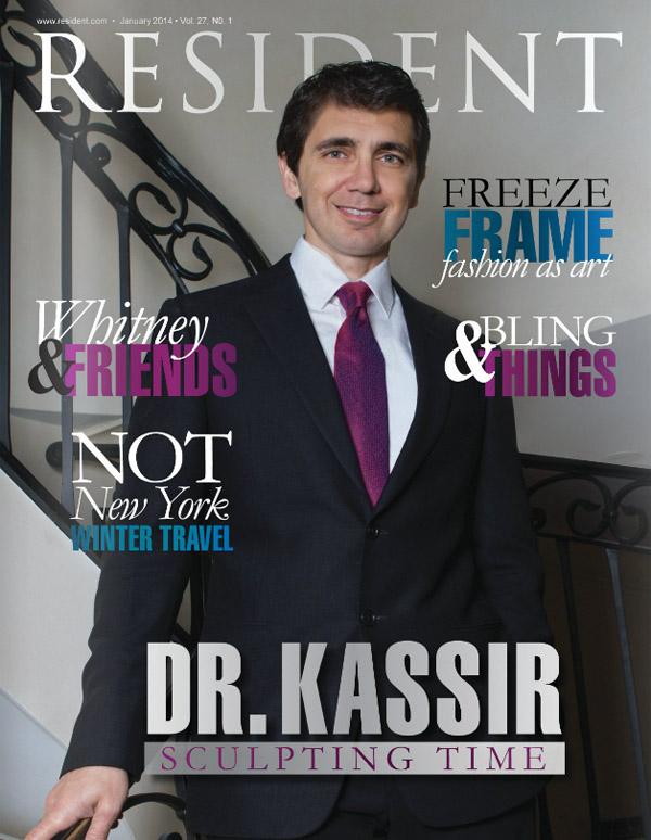 Resident magazine issue January 2014