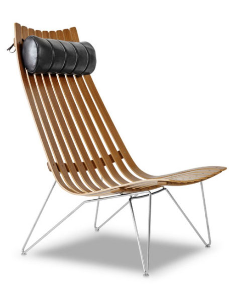 Scandia Bolt Easy Chair - Suite NY SuiteNY.com
