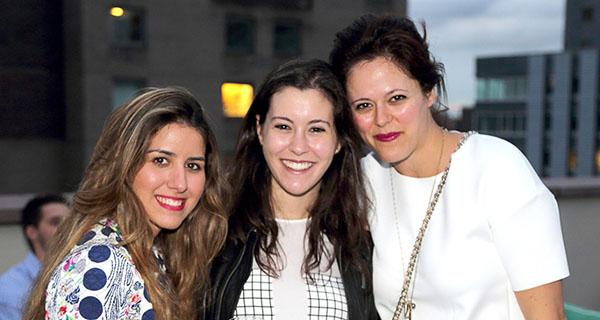 Pictured (L to R): Tamar Elkin, Yarden Dayagi, Yael Weiss