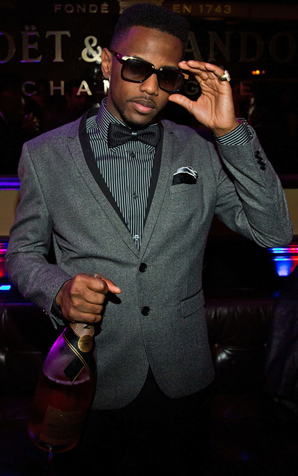 Fabolous celebrates his birthday @ Liberty Theater