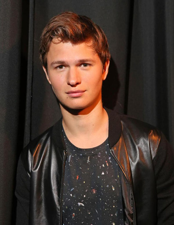 Ansel Elgort @ RPM's Pier of Fear