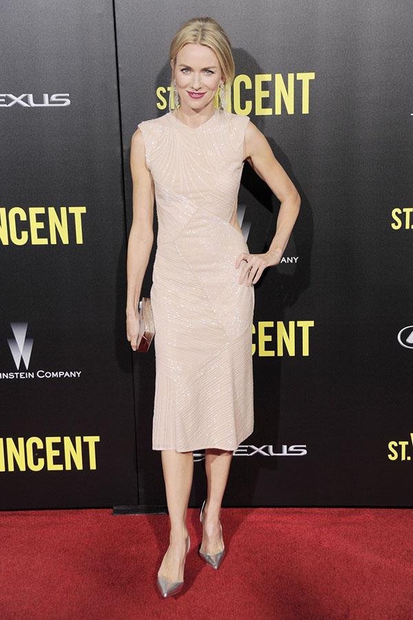 Naomi Watts @ St. Vincent premiere