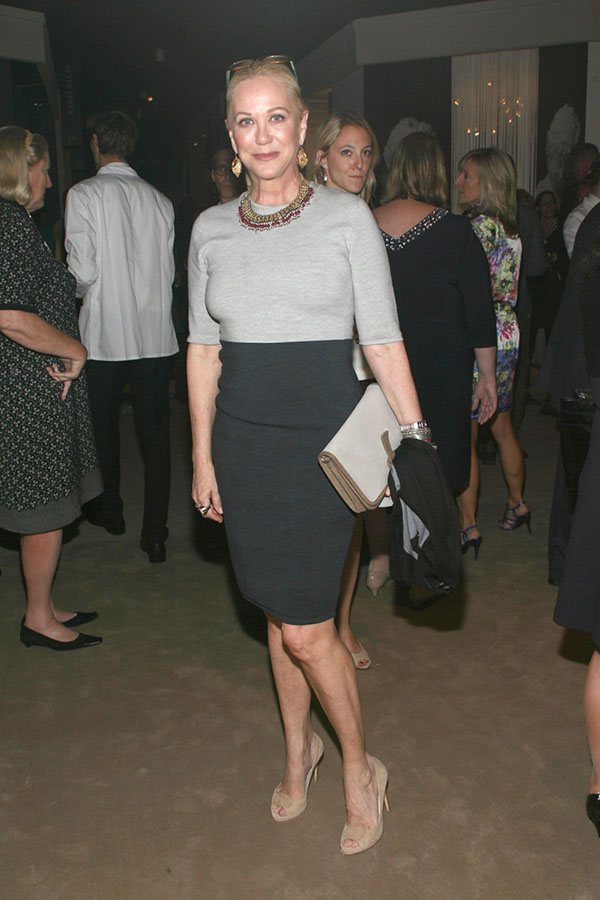 Nina Griscom The Society of Memorial Sloan Kettering 26th Annual Preview Party for The International Fine Art & Antiques Show at the Park Avenue Armory