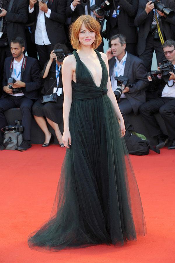 Emma Stone @ Birdman premiere