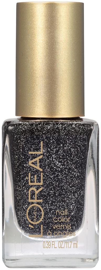 L'Oréal Pairs Colour Riche Nail Gold Dust in Rough Around the Edges $6 lorealparisusa.com