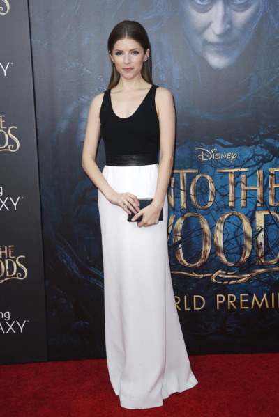 Anna Kendrick @ Into the Woods premiere