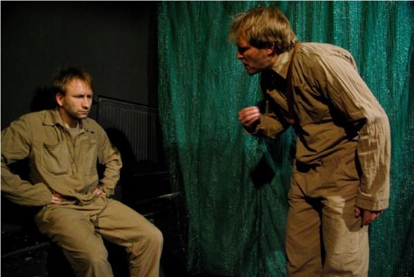 Scorn (Lefitymálva); Gólem Theatre