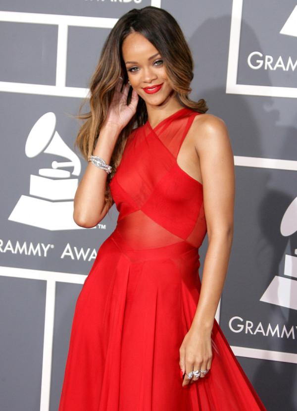 Rihanna @ the Grammys
