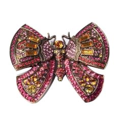 Heidi Daus Cinderella collection butterfly brooch hsn.com $149 each