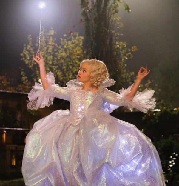 Helena Bonham Carter stars in Cinderella