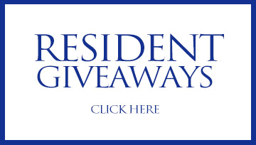 Resident Giveaway button
