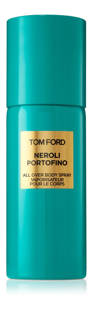 Tom Ford Neroli Portofino All Over Body Spray tomford.com $65