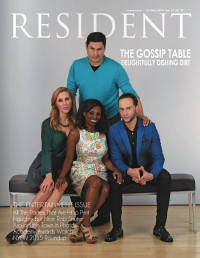 Resident magazine issue October 2014