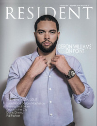 Resident magazine issue September 2014