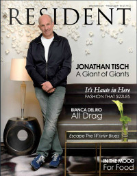 Resident magazine issue February 2014