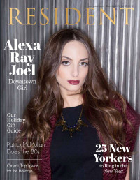 Resident magazine issue December 2013
