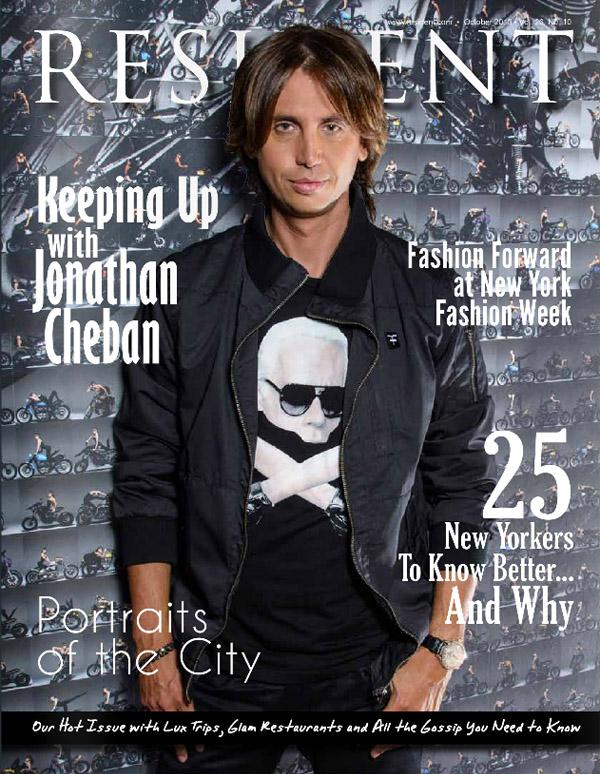 Resident magazine issue October 2013