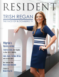 Resident magazine issue May 2013