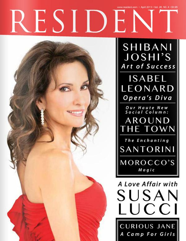 Resident magazine issue April 2013