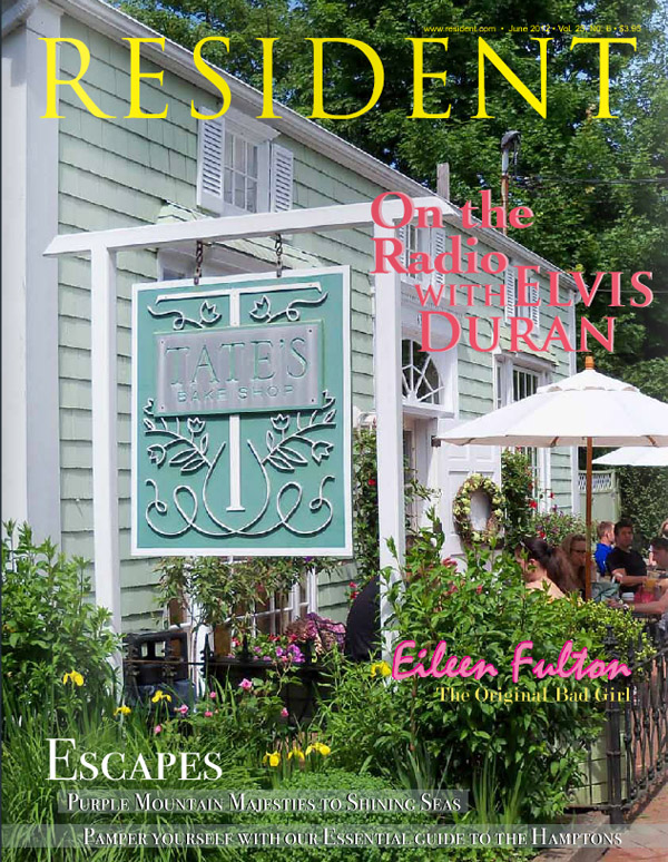 Resident magazine Hamptons issue June 2012