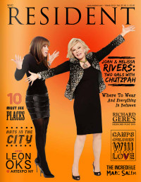 Resident magazine issue March 2012