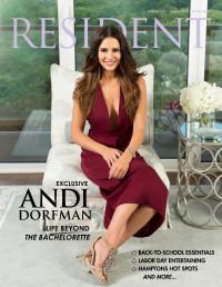 Andi Dorfman Cover