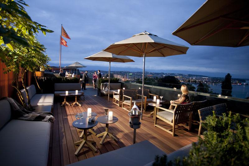 Geneva - Terrace