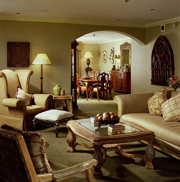 Kingdom of Fife Living Room