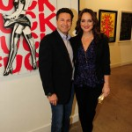 Melissa Errico Cover Party