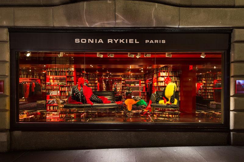 Sonia Rykiel Grand Opening on Madison Avenue