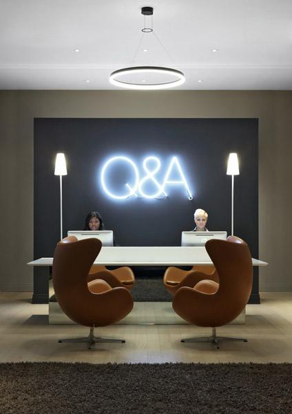 Q&A hotel