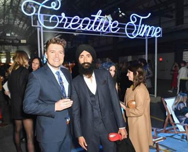 Creative Time Spring Gala