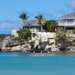 Tranquility at Blue Waters Resort in Antigua