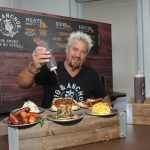 Carnival's Summertime Beer-B-Que with Famous Chef Guy Fieri