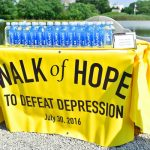High Temps and Spirits at Hope For Depression Research Foundation's