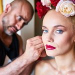 BEHIND THE SCENES OF BEAUTY IN BLOOM PHOTOSHOOT