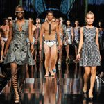 Mister Triple X featuring L.A.M.B. by Gwen Stefani at NYFW The Shows