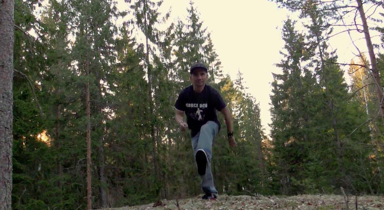 Ricky Carranza in Finland