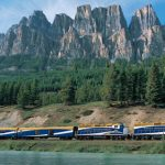 LUXURY THROUGH THE CANADIAN ROCKIES