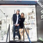 KAITLYN BRISTOWE, SHAWN BOOTH IN NYC FOR JEEP'S MOVEMBER