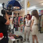 PATRICIA FIELD MAKES ART BASEL DEBUT WITH ART FASHION POP UP AND RUNWAY PRESENTATION