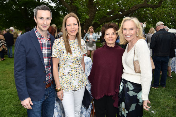 Southampton Animal Shelter Foundation celebrates 4th annual A TASTE OF WINE, Hosted by Jean Shafiroff and Jonathan McCann