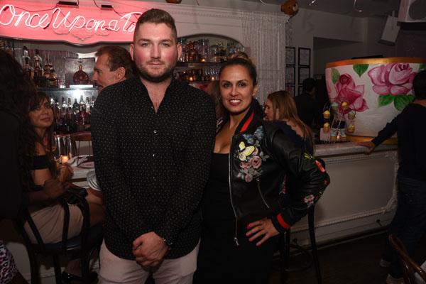 Alex Norton & Yami Alvarado