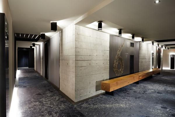 1 Hotel Brooklyn Bridge_Floor Detail_6 hallway - Copy