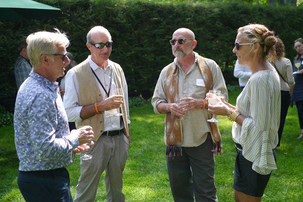 LHR_Landscape_Luncheon_Luis Bauer, Dennis Schrader, James Zajac, Pam Healey
