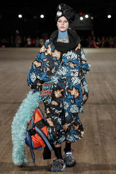 SS18 MARC JACOBS