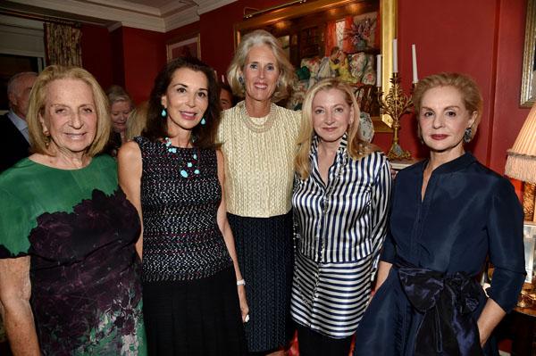 Jacqueline Weld Drake hosts Casita Maria's Fiesta 2017 Cocktail Party