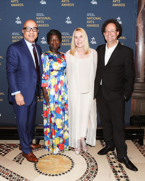 Americans for the Arts' :2017 National Arts Awards