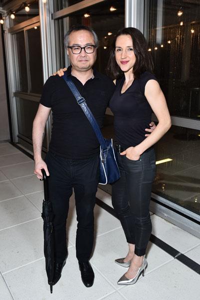 Edward Leung, Belinda McGuire